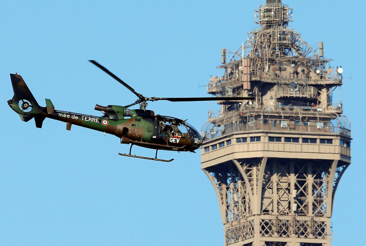 Eiffelova věž zůstala zavřená