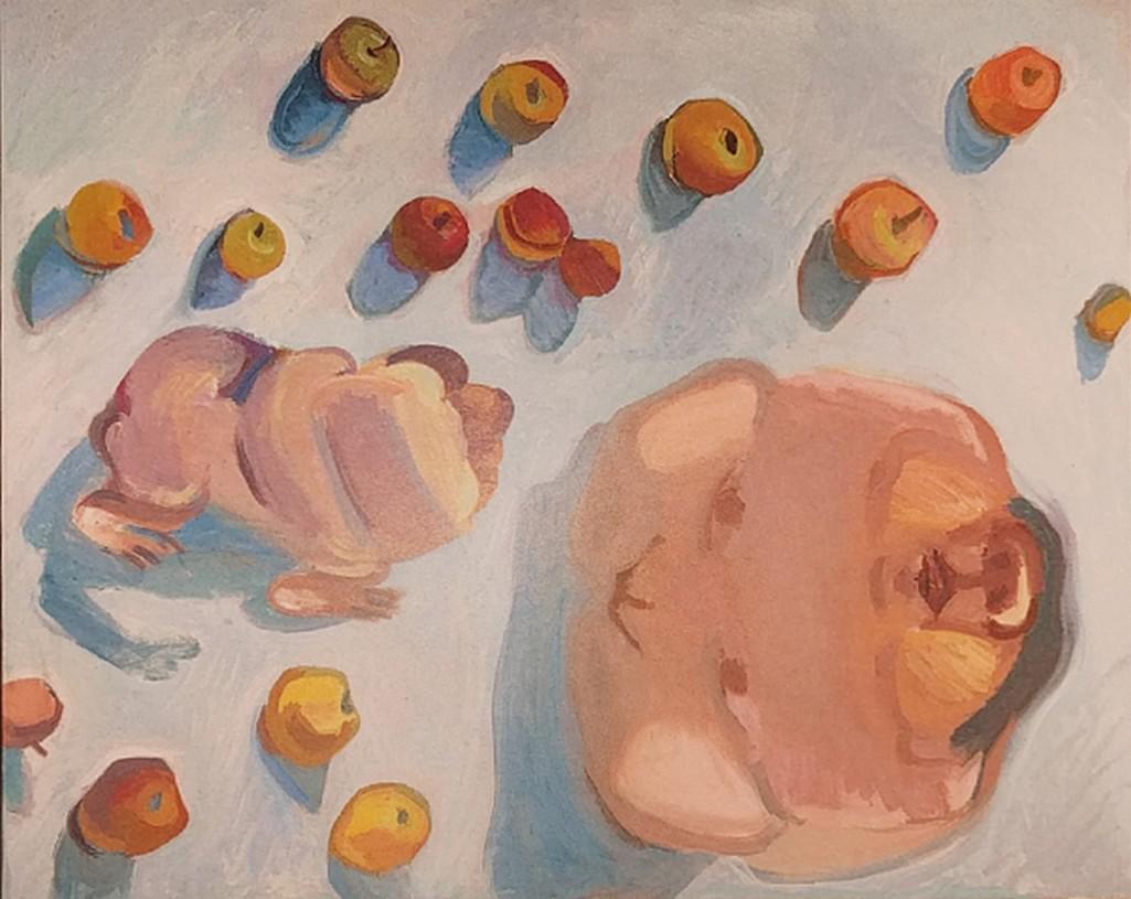 Z výstavy Giacometti - Picasso - Chirico (Oblastní galerie v Liberci)
