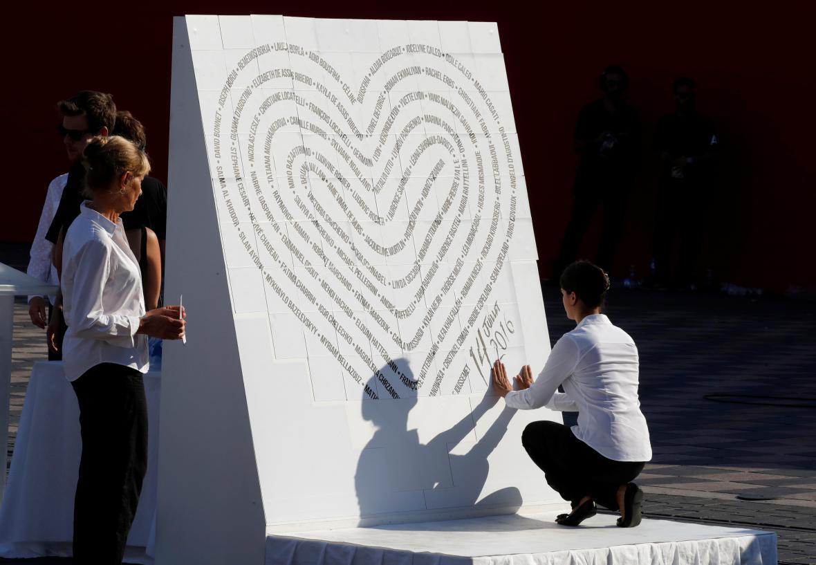 Nice si připomnělo loňský teroristický útok