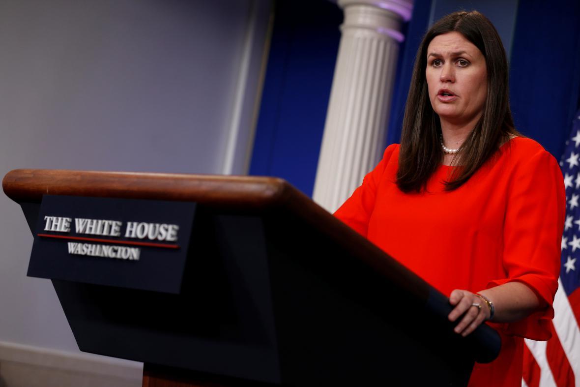 Sarah Huckabeeová Sandersová