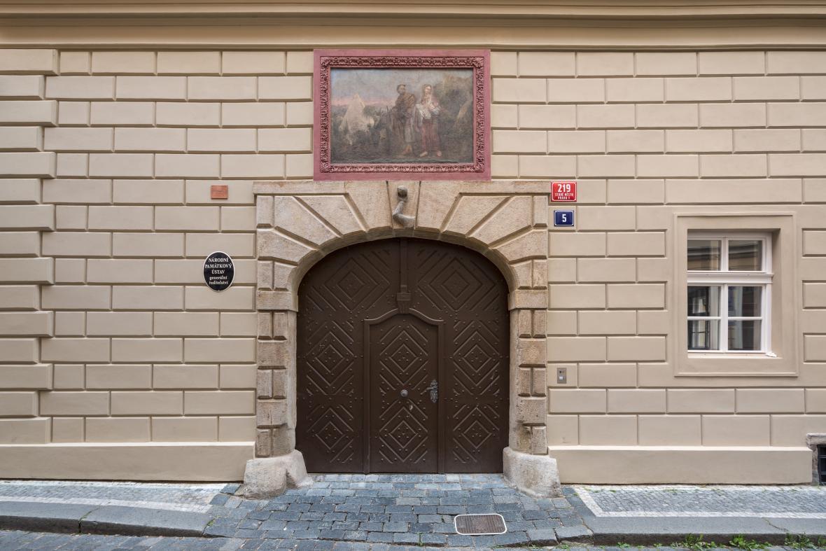 Dům v Liliové ulici