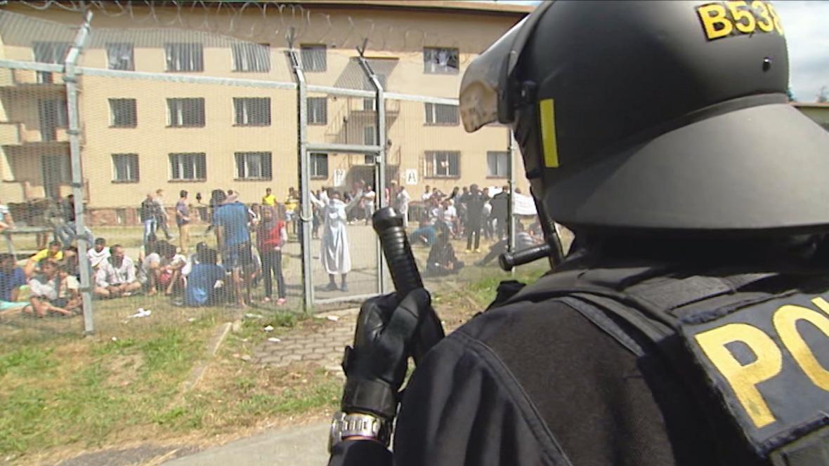 Situace v Bělé-Jezové v roce 2015
