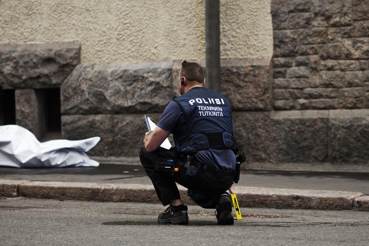 Neštěstí v Helsinkách