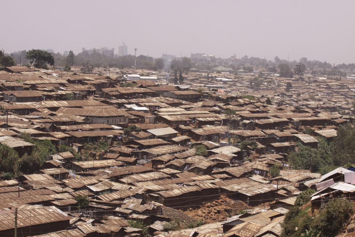 Slum Kibera