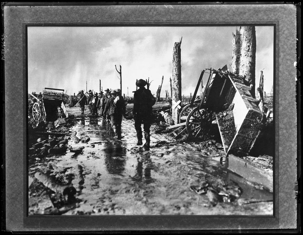Bitva u Passchendaele