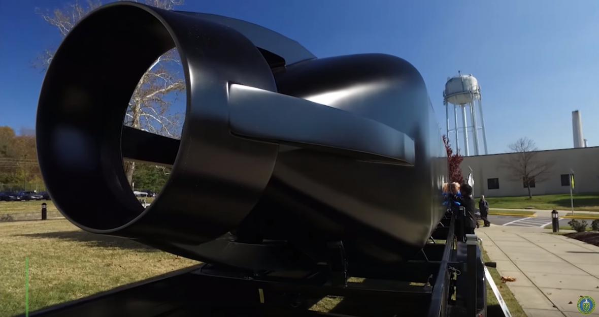 Ponorka z 3D tiskárny