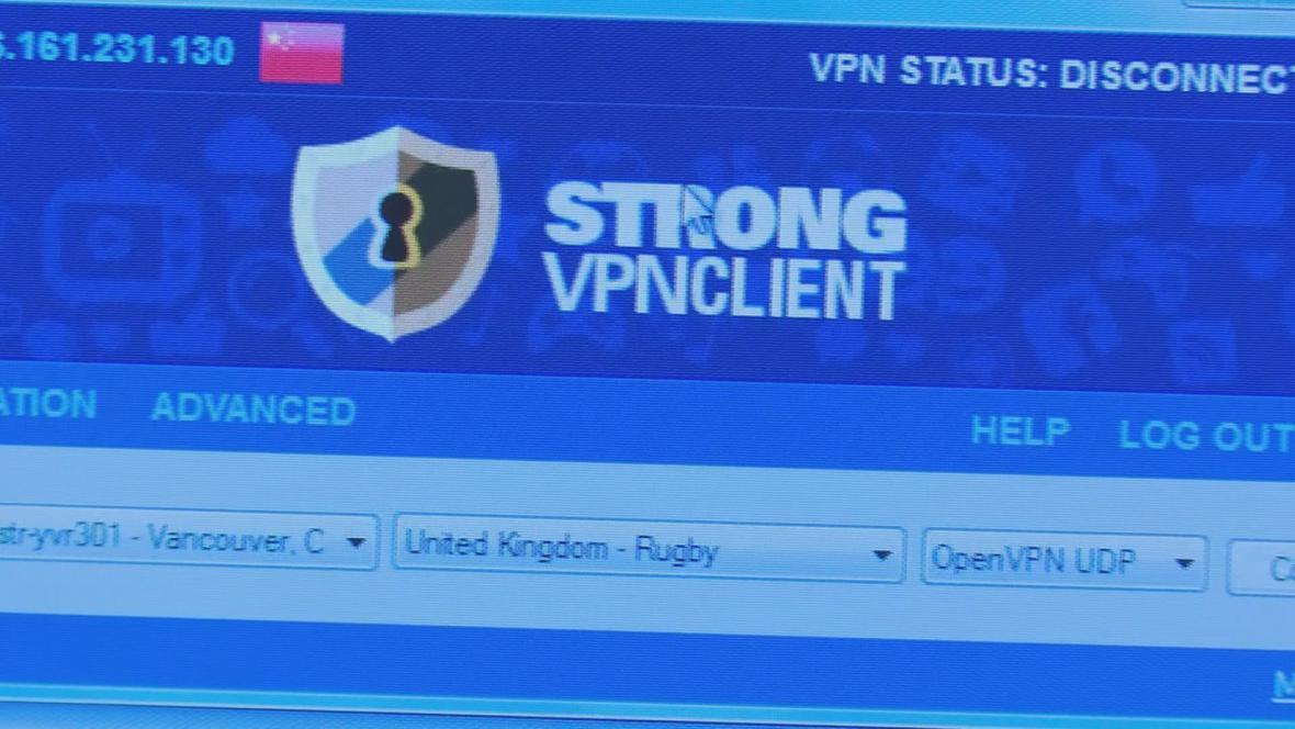 VPN umožňuje Číňanům překonat omezení místního internetu