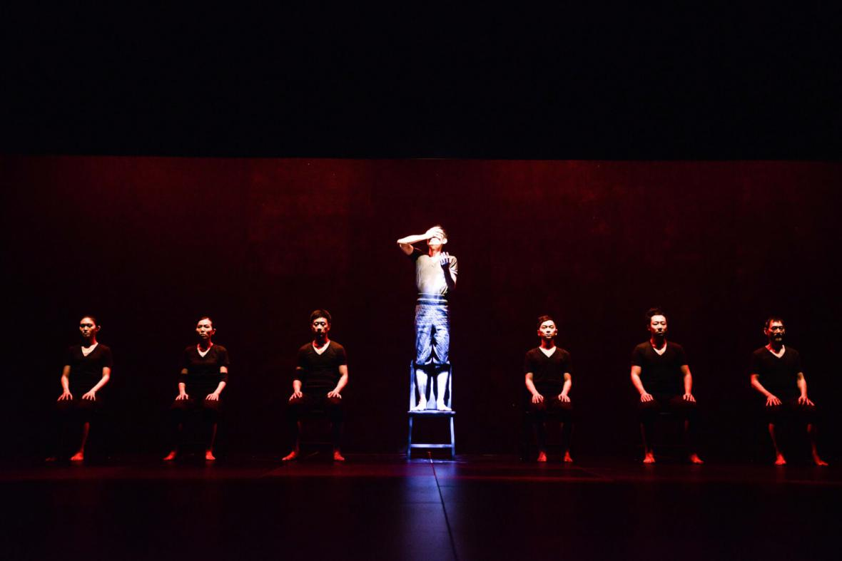 Titus Andronicus (Divadlo Tang Shu-Wing)