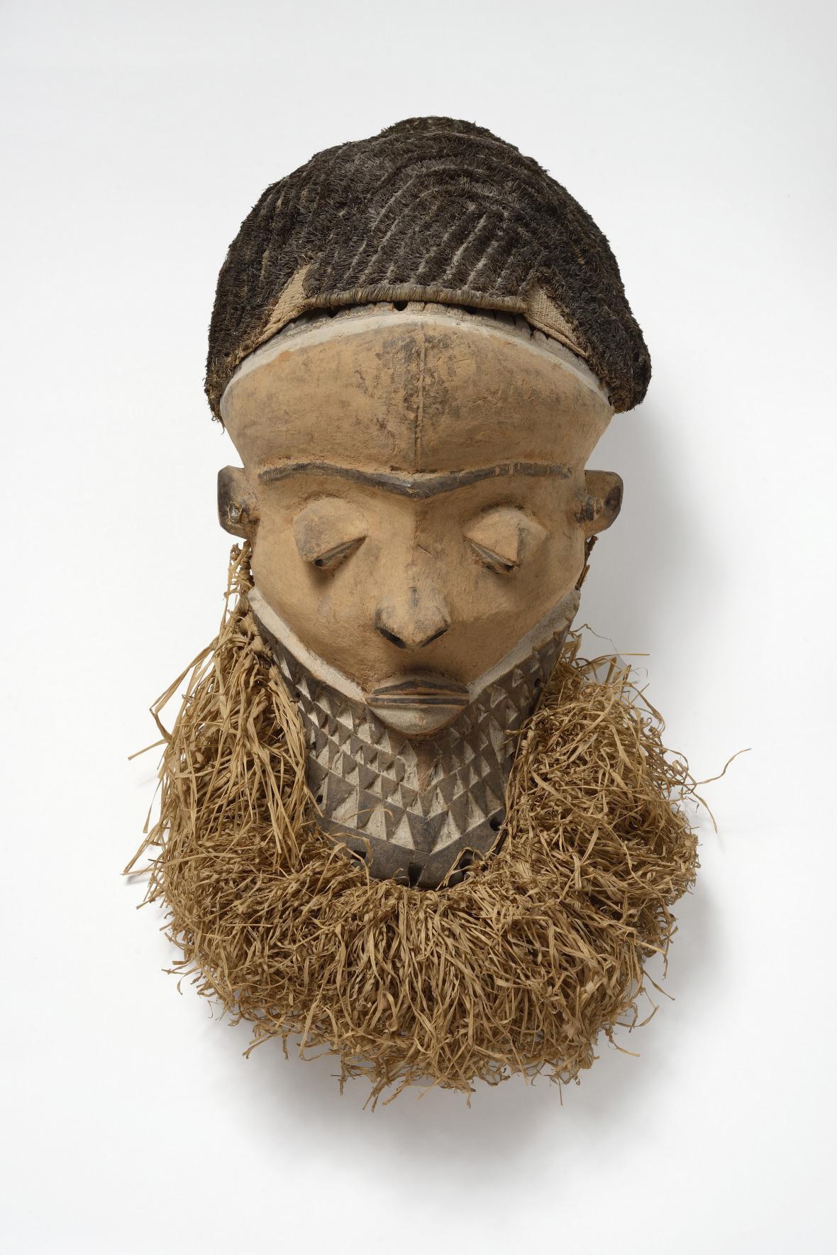 Maska, Kongo, 19./20. st.