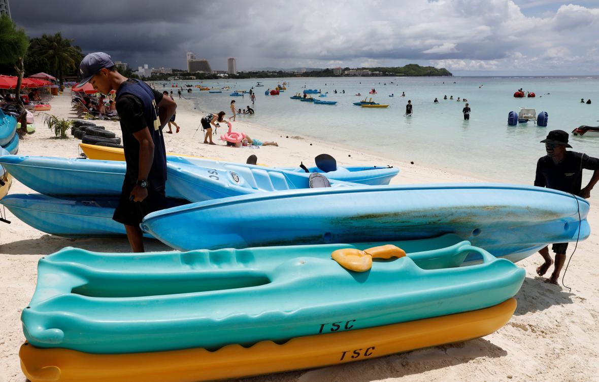 Život na Guamu