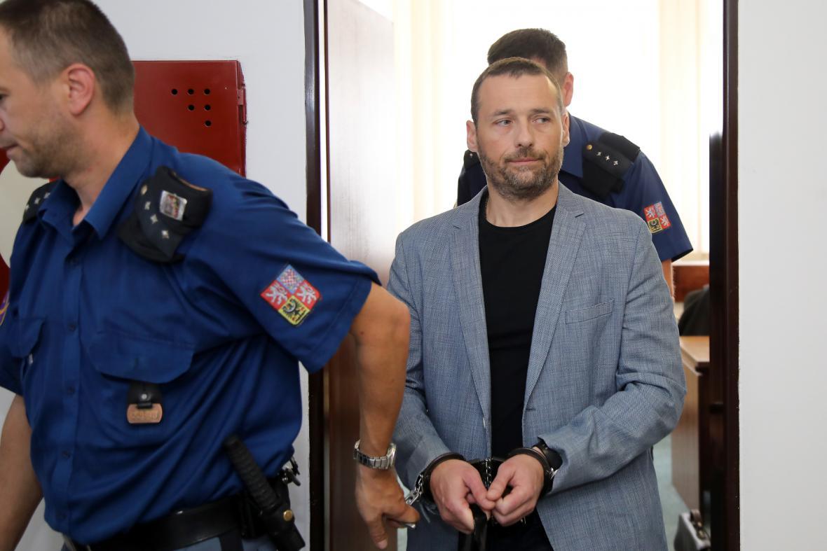 Obviněný podnikatel Daniel Ježek