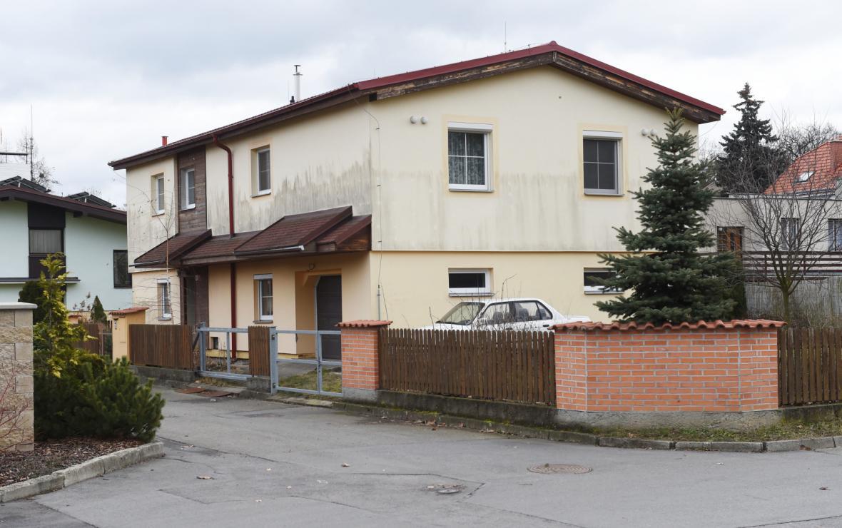 Dům, ve kterém se odehrály podle policie vraždy