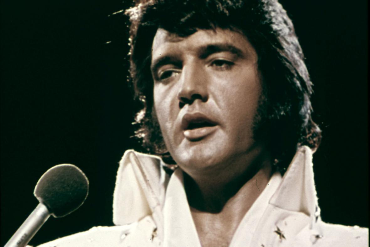 Elvis Presley, 1971