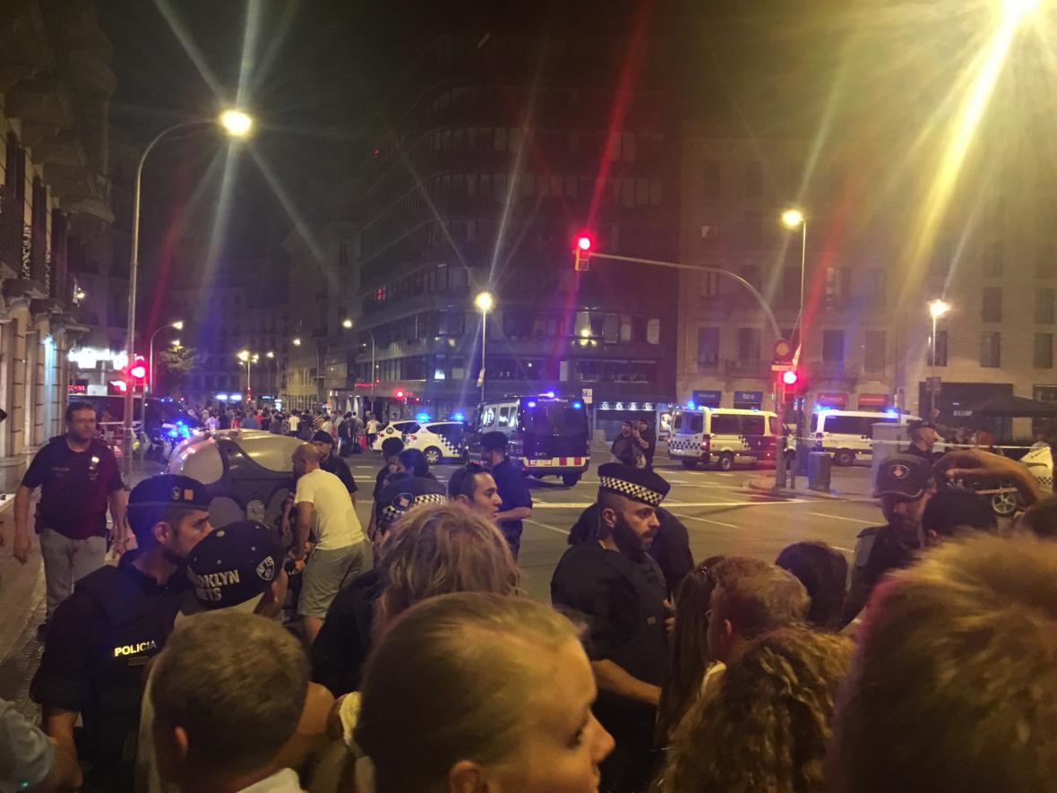 Barcelona po teroristickém útoku