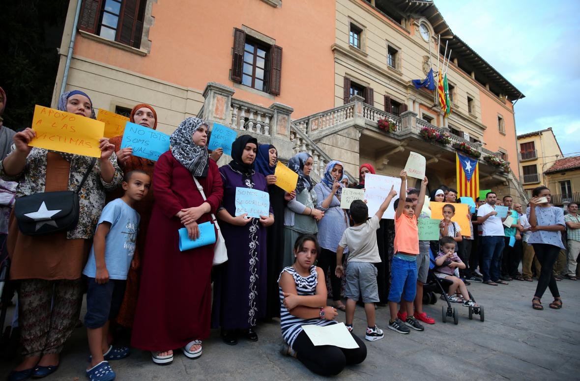 Příbuzní útočníků v Ripollu odsoudili terorismus