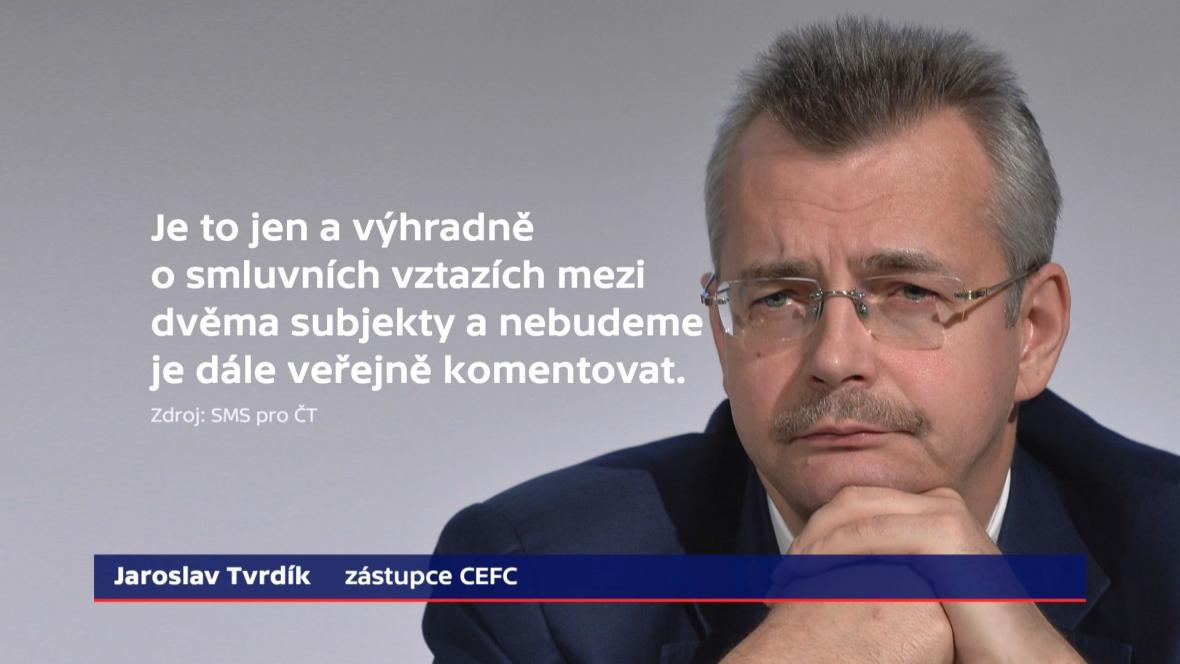 SMS zpráva Jaroslava Tvrdíka o závazku vůči Pavlu Nedvědovi