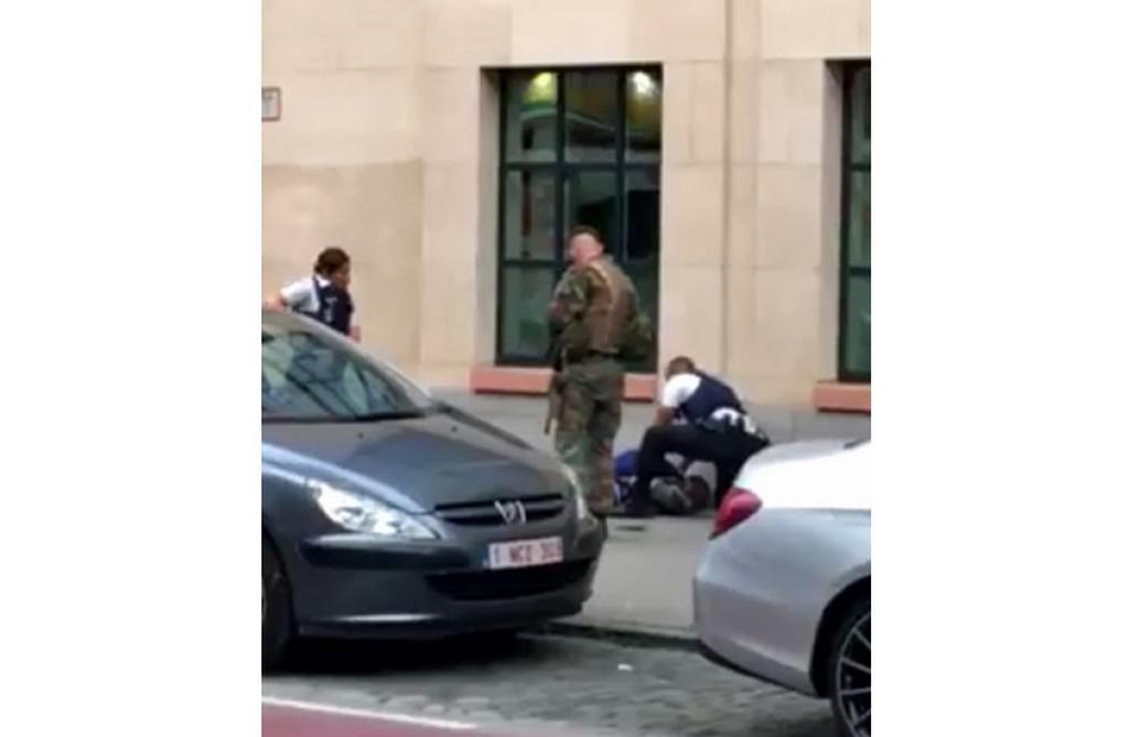 Útok v Bruselu