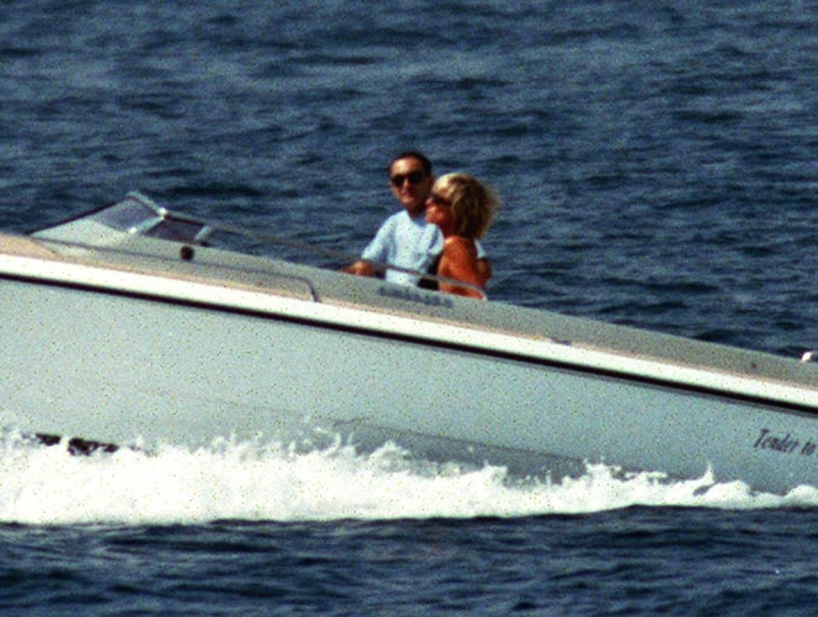 Dovolená s egyptským přítelem Dodim Al Fayedem byla pro Dianu osudnou