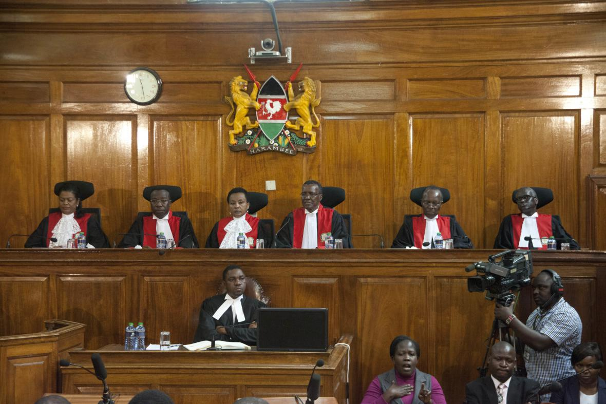 Keňský nejvyšší soud