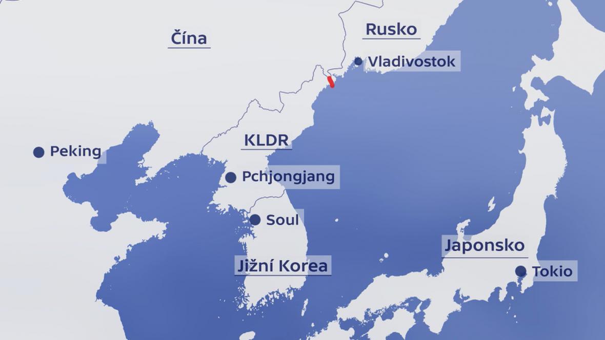Dálný východ