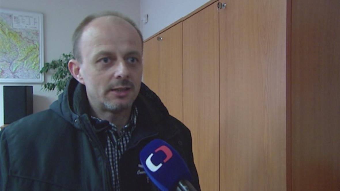 Bývalý vedoucí odboru dopravy v Dobrušce Radovan Antl