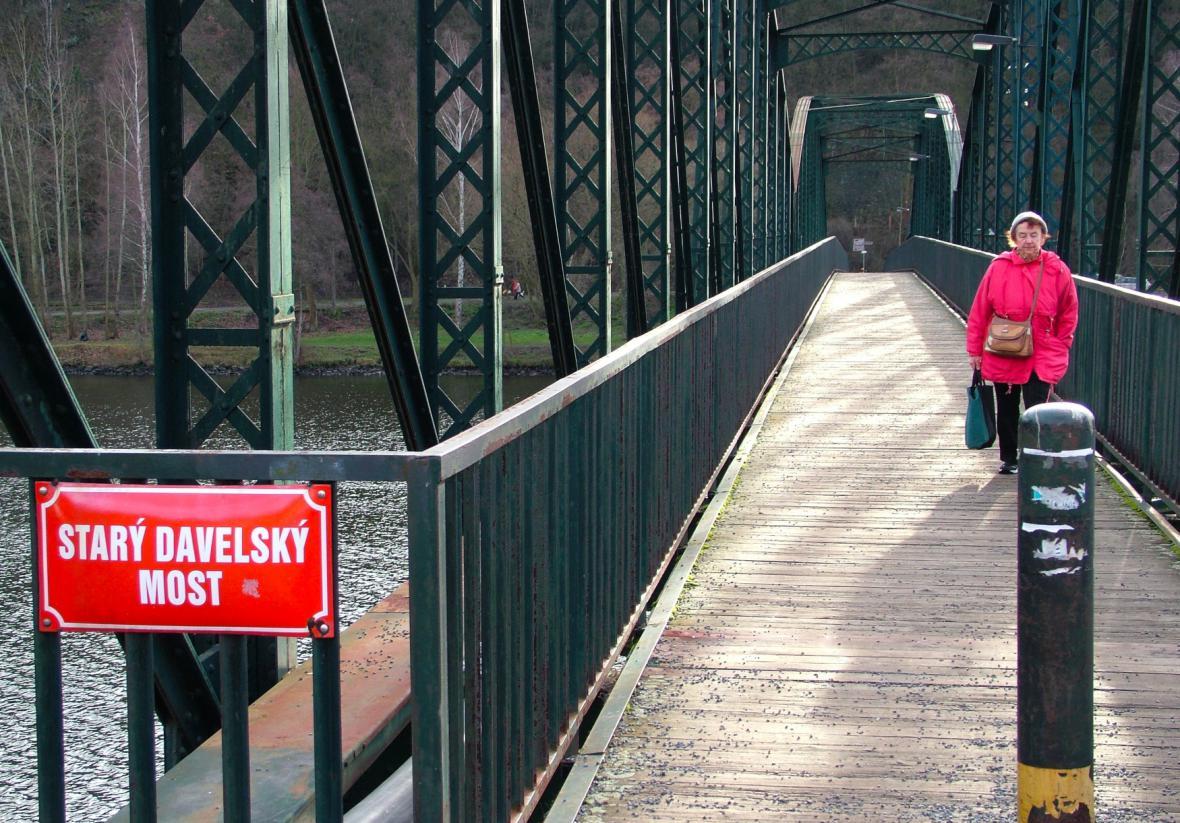 Starý davelský most
