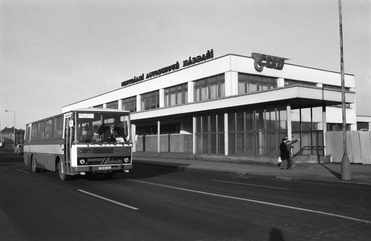 Československá státní automobilová doprava