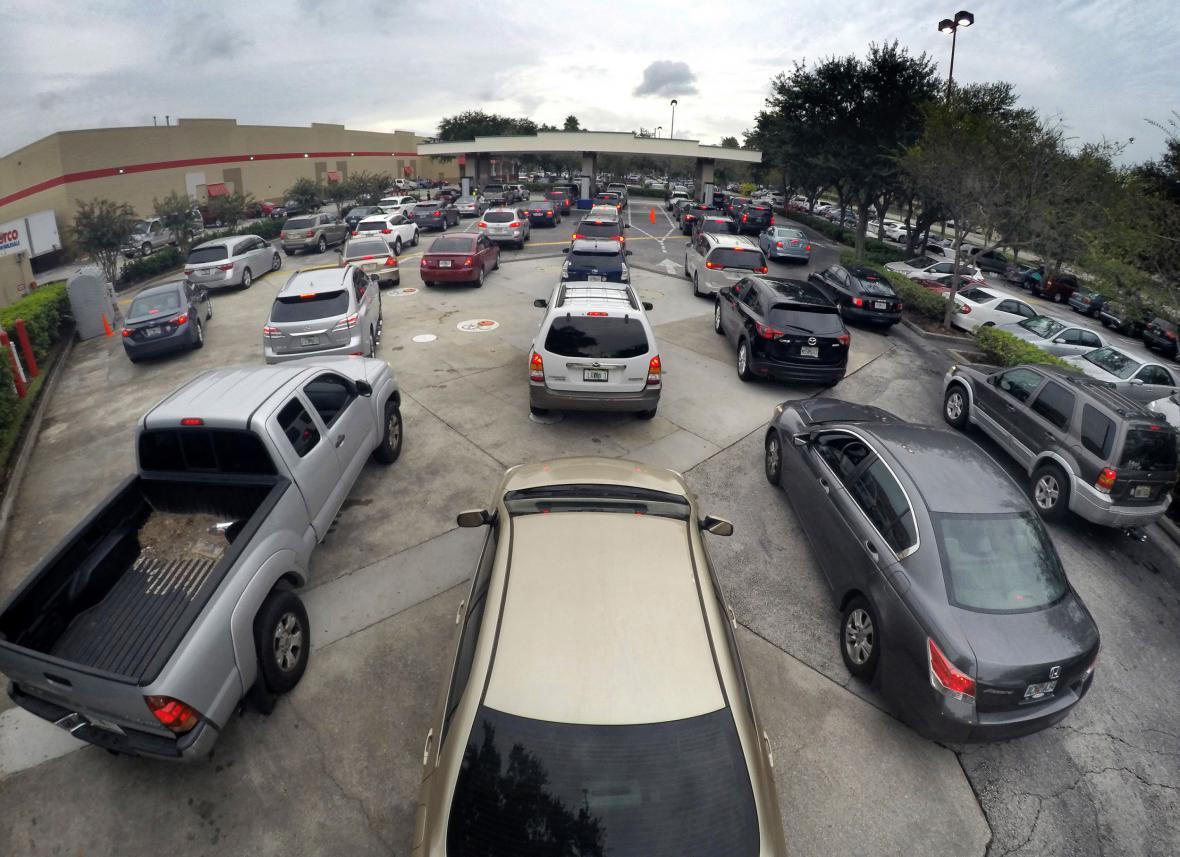 Evakuace Miami