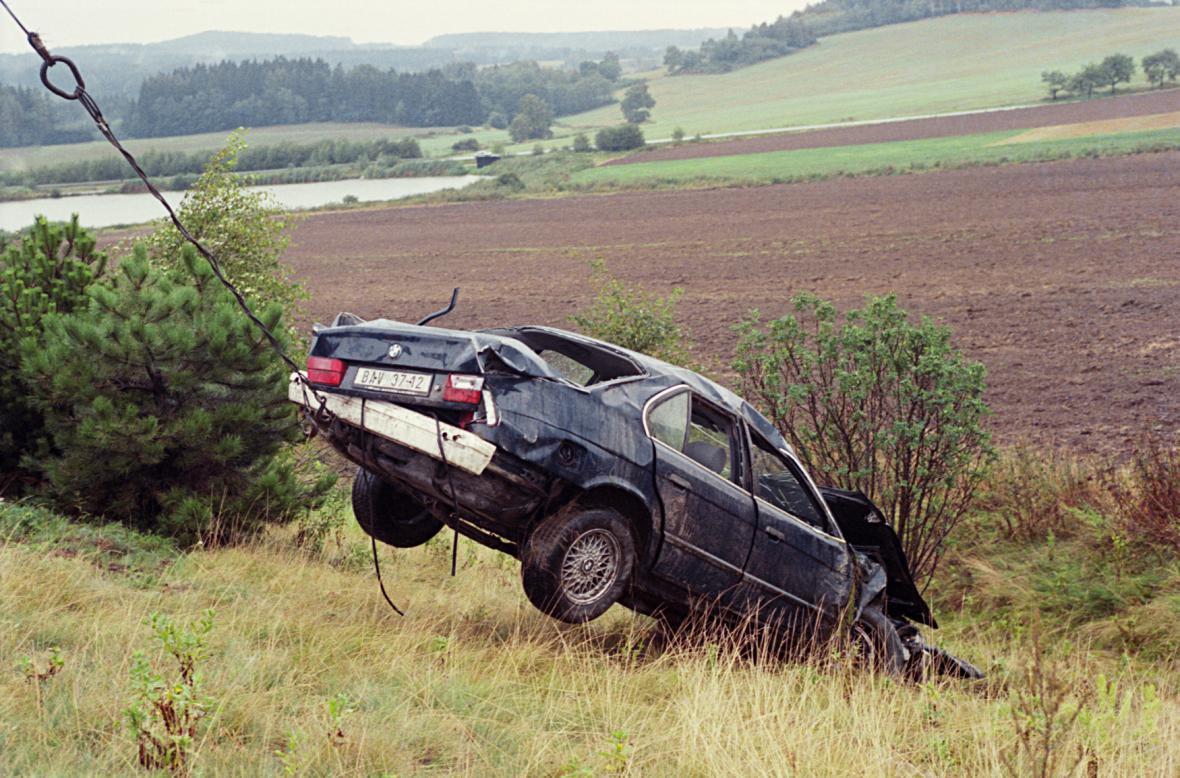 Nehoda Alexandera Dubčeka