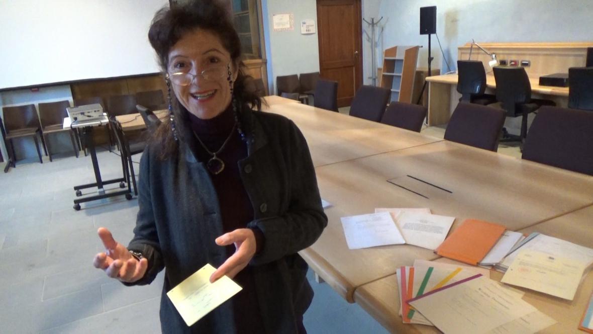 Ruth Meyerová pomáhá ve florentských archivech uchovávat zahraniční rozměr Charty 77