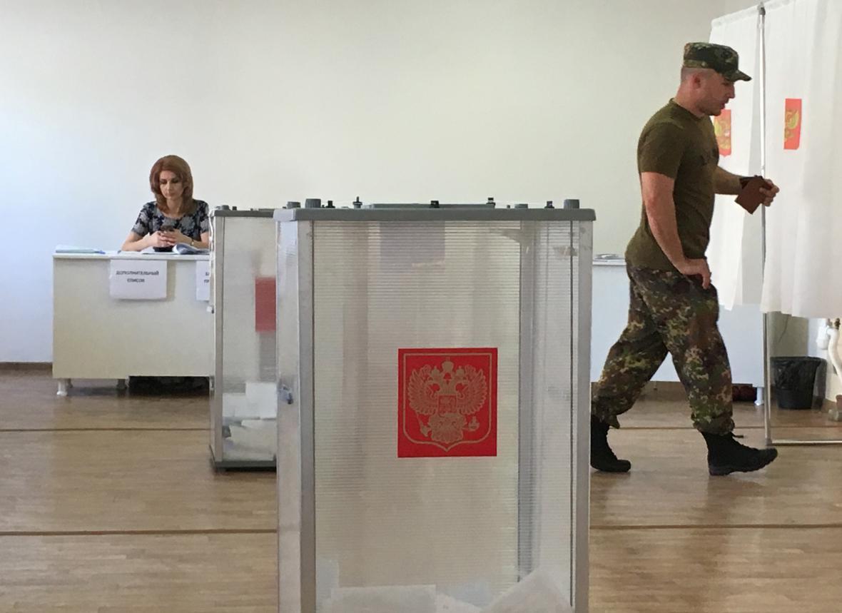 Volby v Rusku