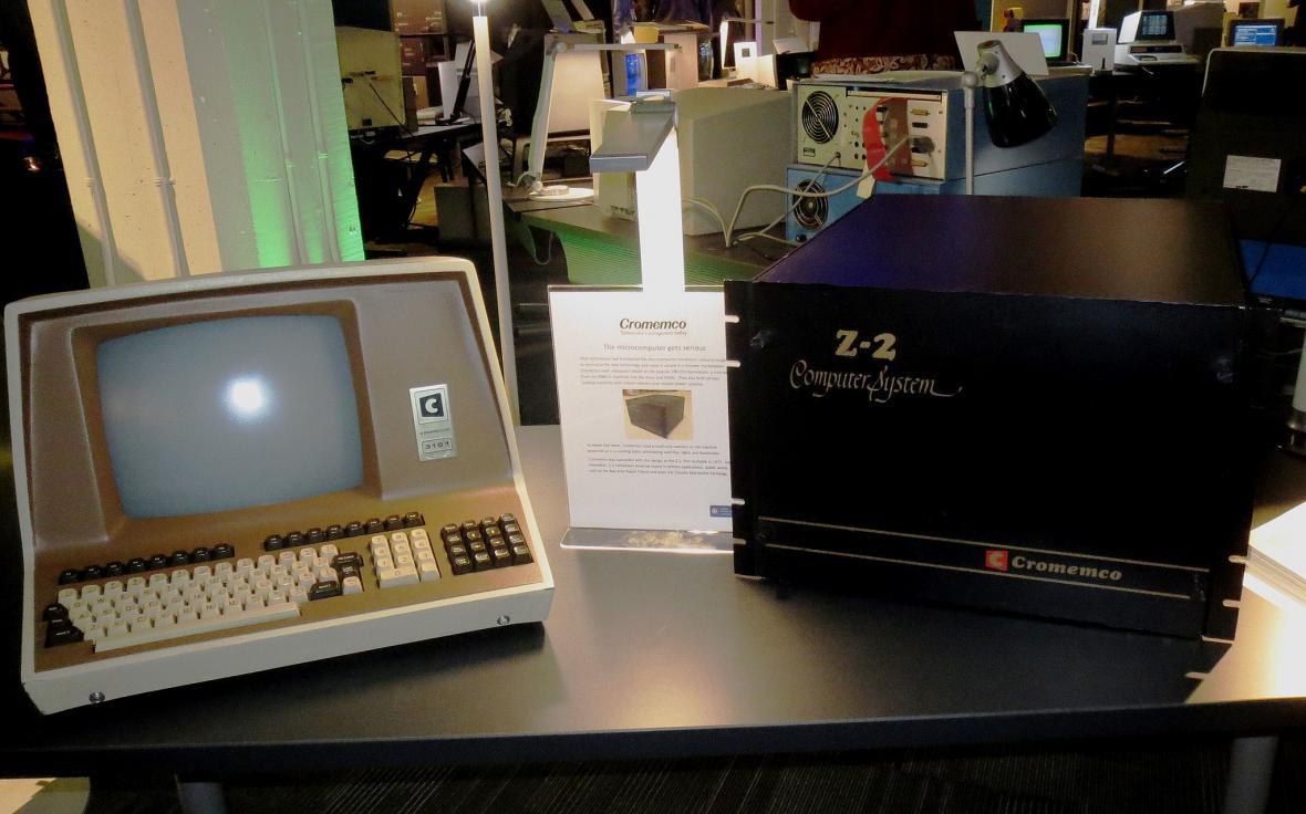 Počítač Cromemco Z-2
