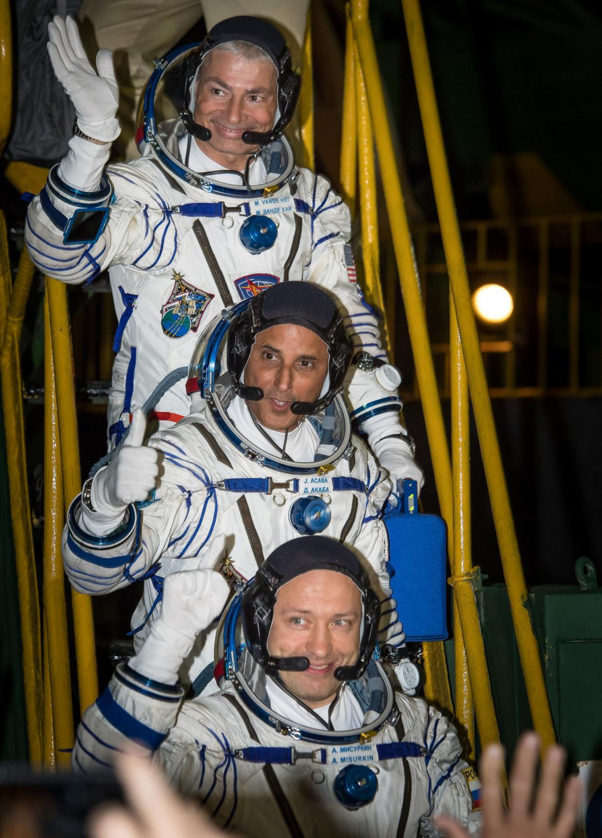 Posádka 53. expedice na ISS