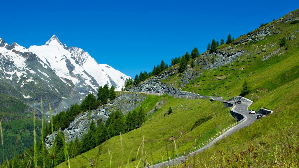 Grossglocknerská alpská silnice