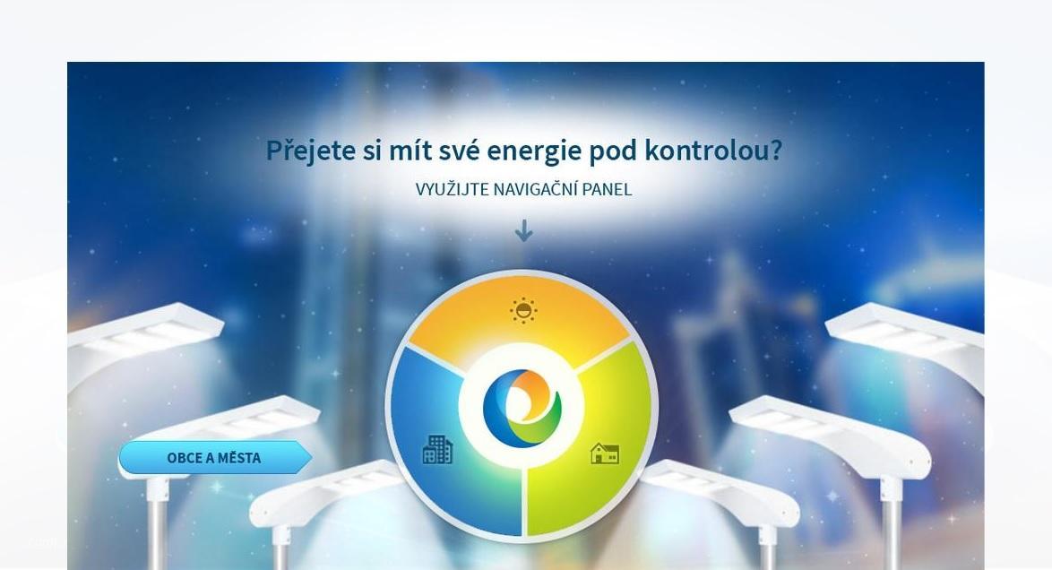 Energie pod kontrolou