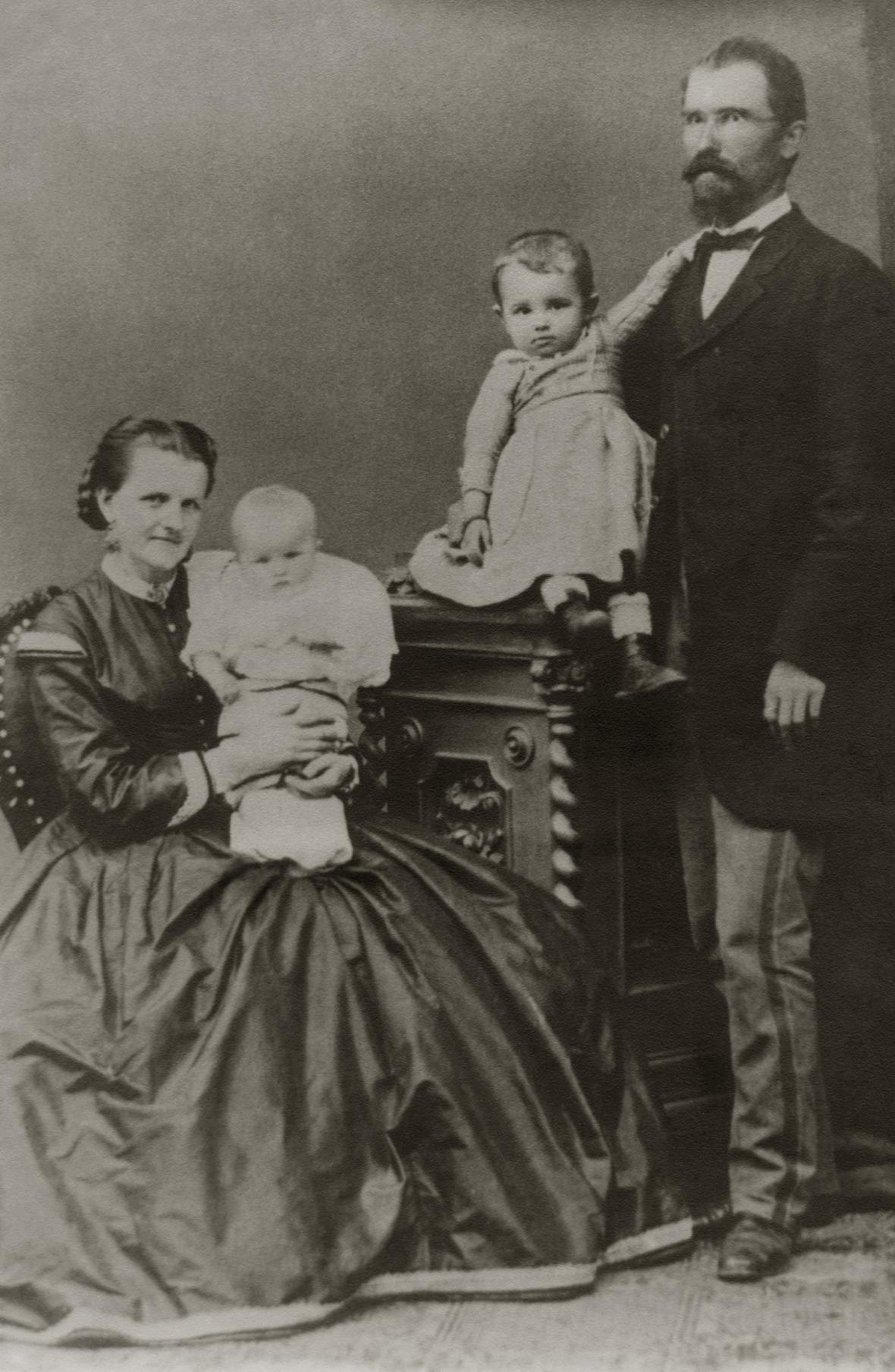 Rodina Vaškova