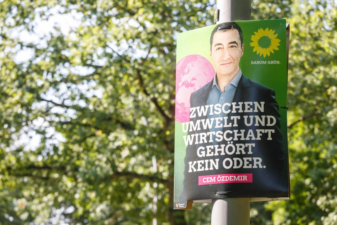 Předvolební kampaň Zelených