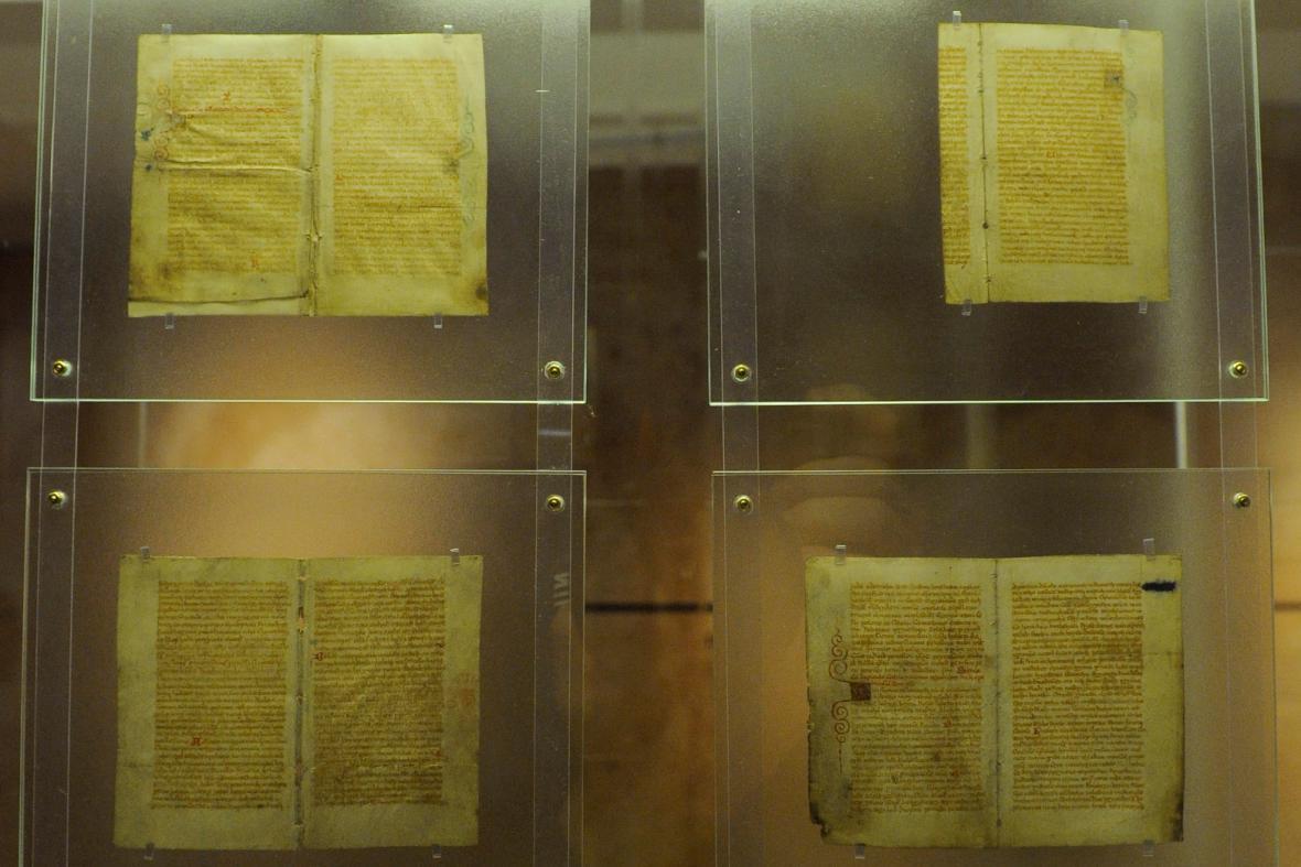 Originály Rukopisu královédvorského