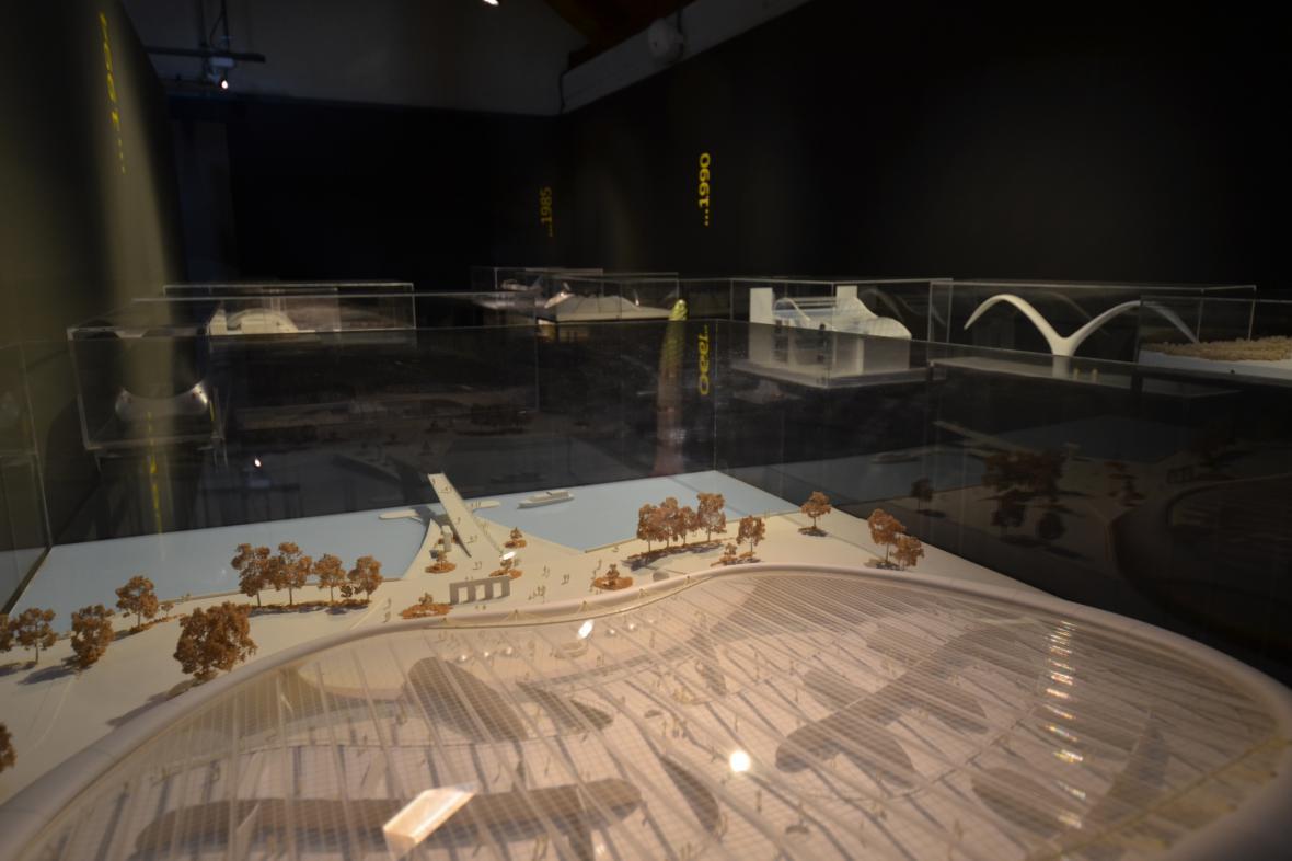 Model: Galerie pro 21. století