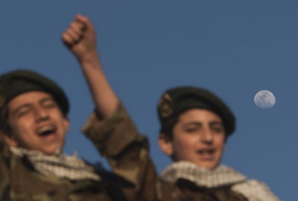Členové íránských revolučních gard