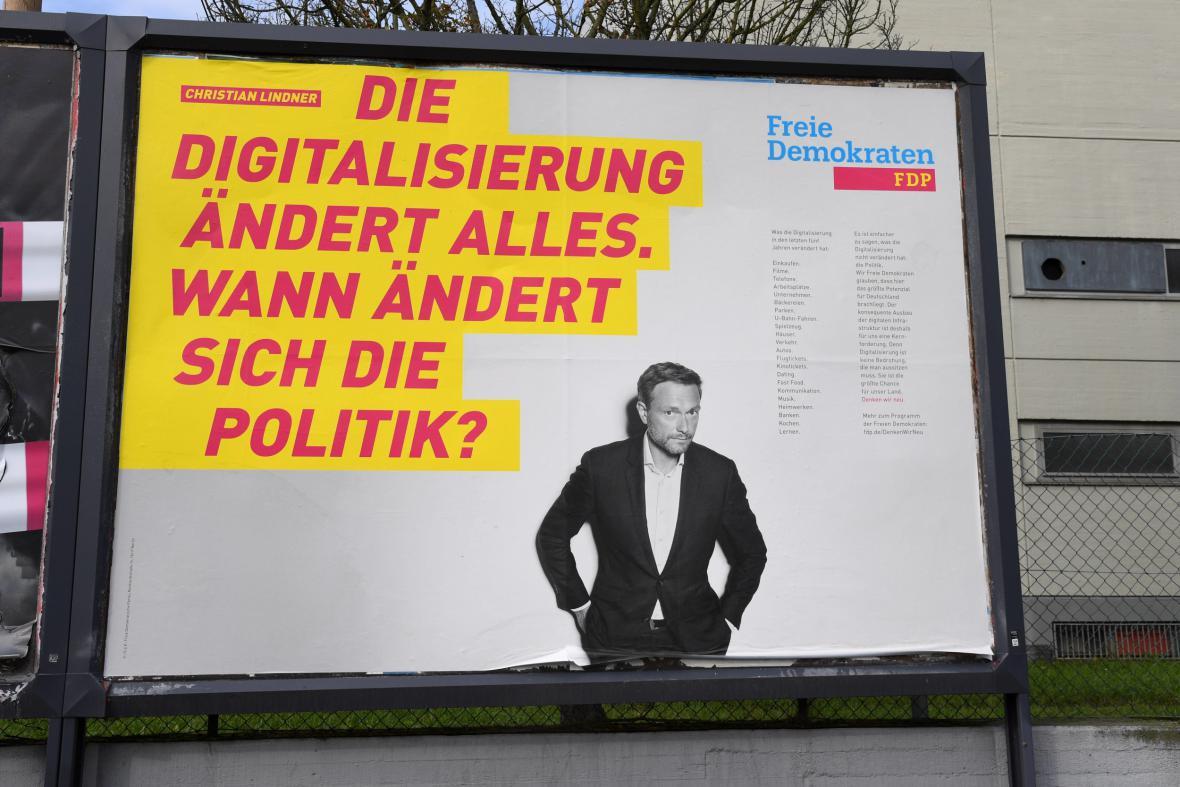 Digitalizace je jedním z hlavních témat FDP