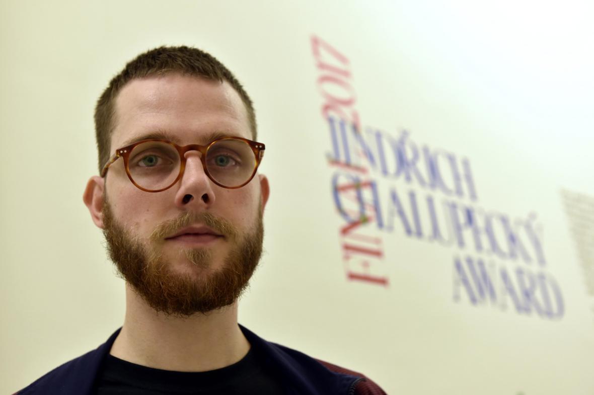 Finalisté Ceny Jindřicha Chalupeckého 2017: Martin Kohout