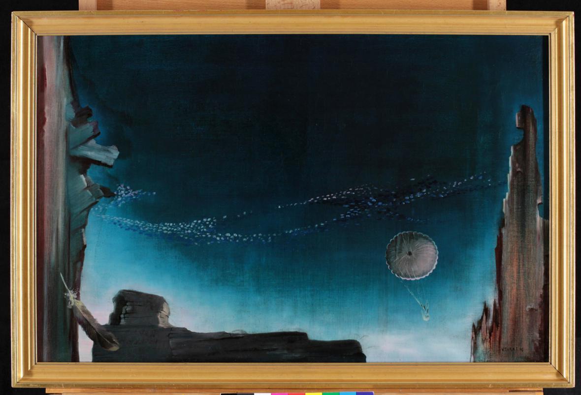 Václav Tikal / Prometheus, 1945