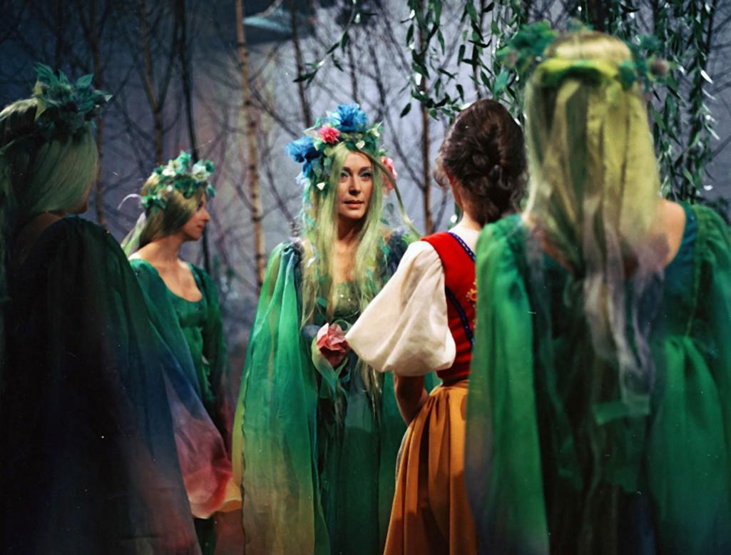Lesní panna