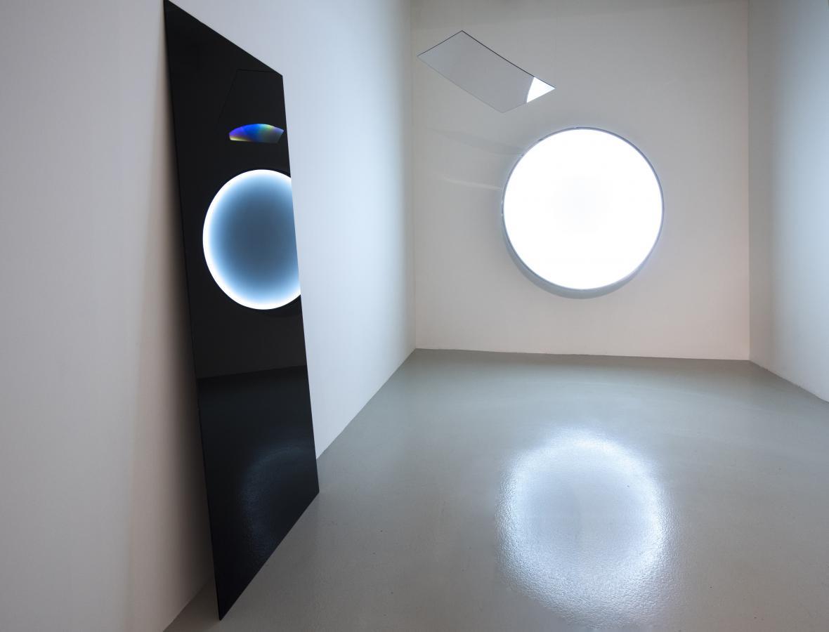 Martin Opl / Viditelné a neviditelné, 2017