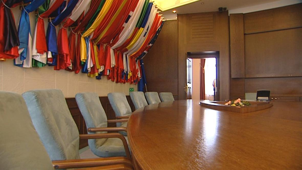 Prostory ministerstva obrany se otevřely lidem