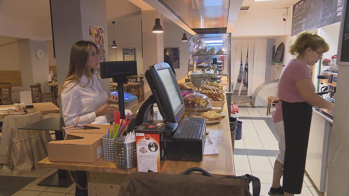 Sociální podnikání v kavárně