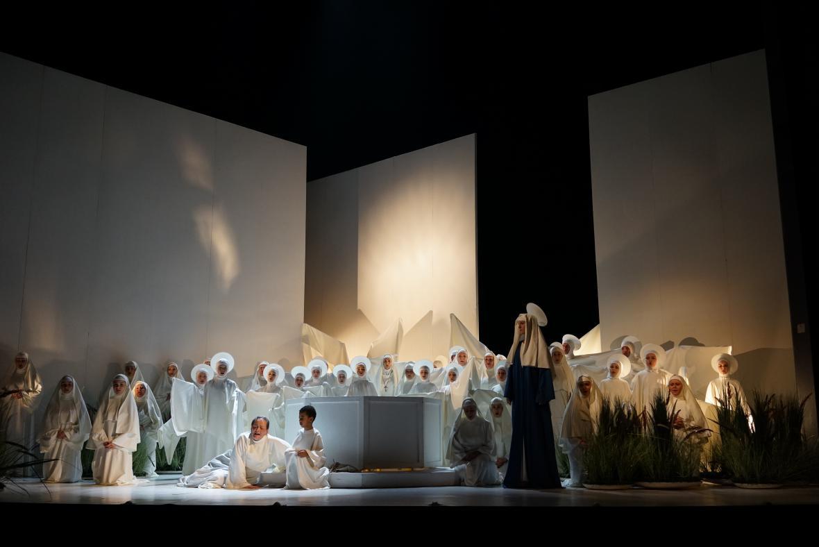 Opera Sestra Angelika
