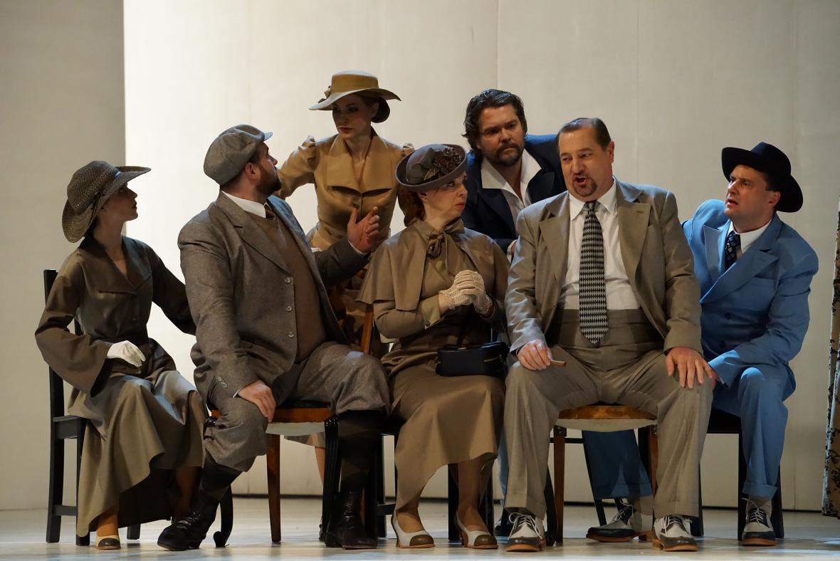 Opera Gianni Schicchi