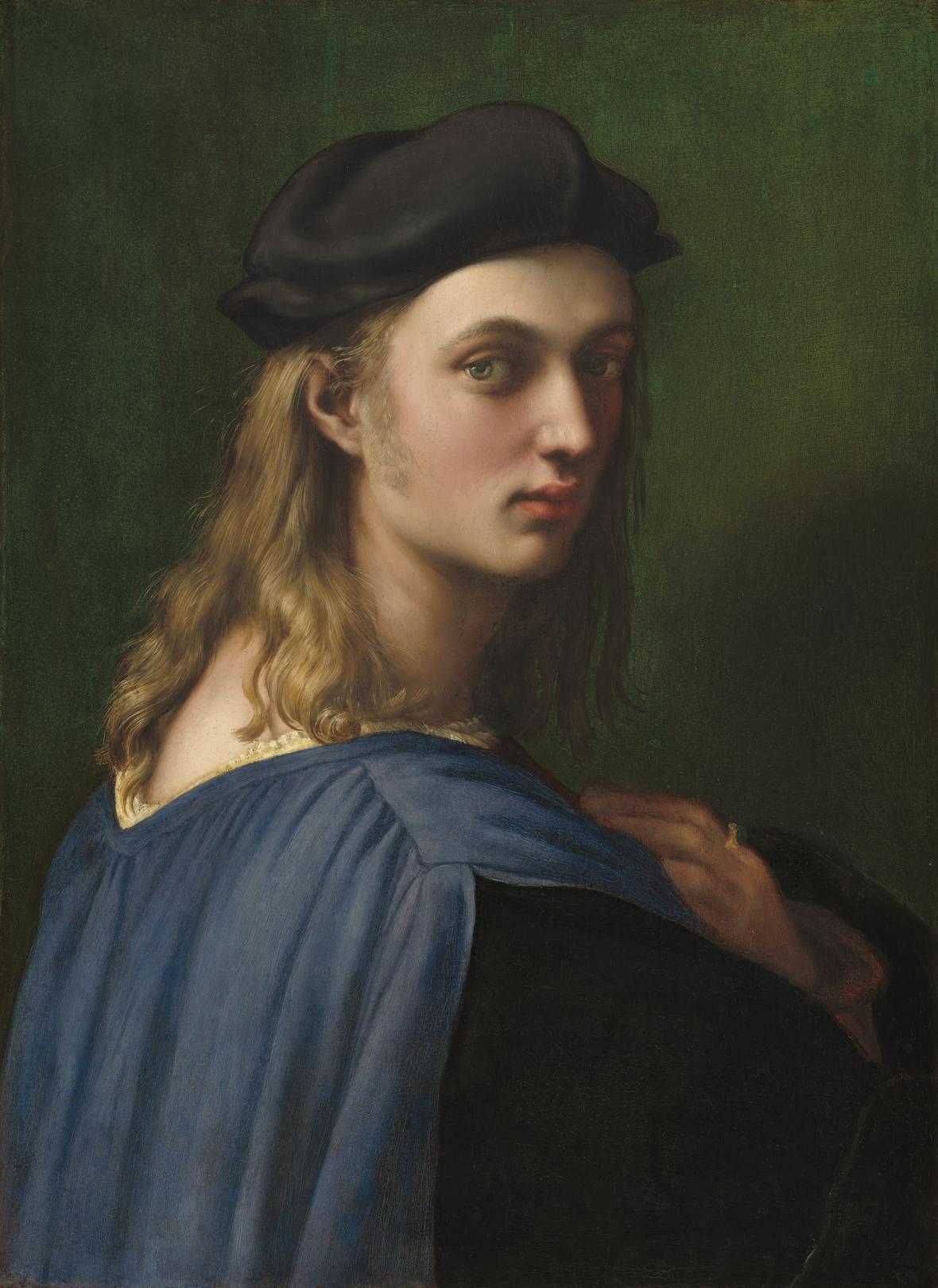 Raffael / Portrét bankéře Binda Altovitiho, přibližně 1514-15